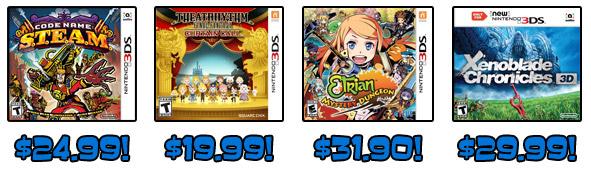 3DS deals